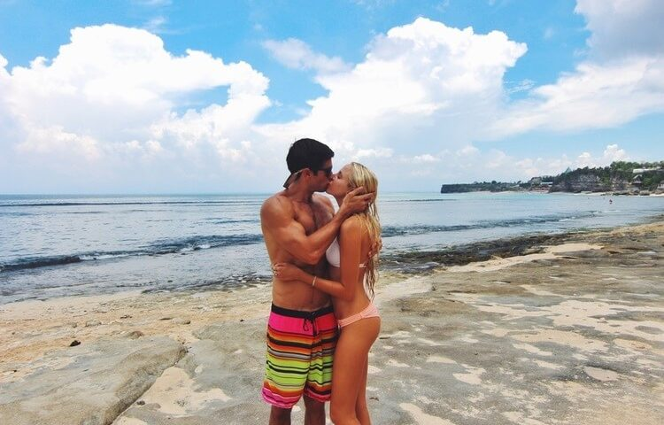 couples coordinates bali guide