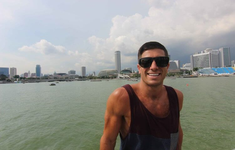 couples coordinates things to do in singapore ferry ride