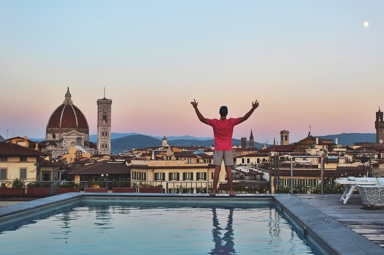 couples coordinates italy yoga retreat