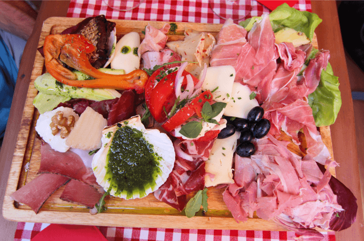 cinque terre countries with the best food italy