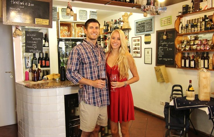 couples coordinates walks of italy florence food tour