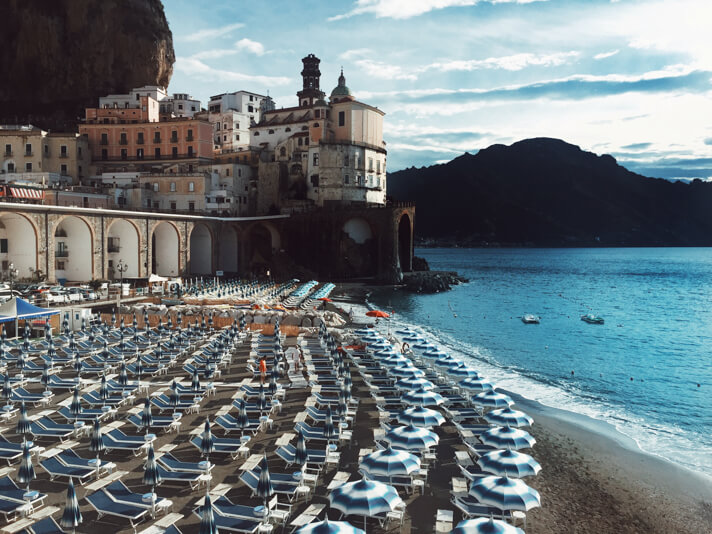 couples coordinates how to see the best of the amalfi coast on a budget