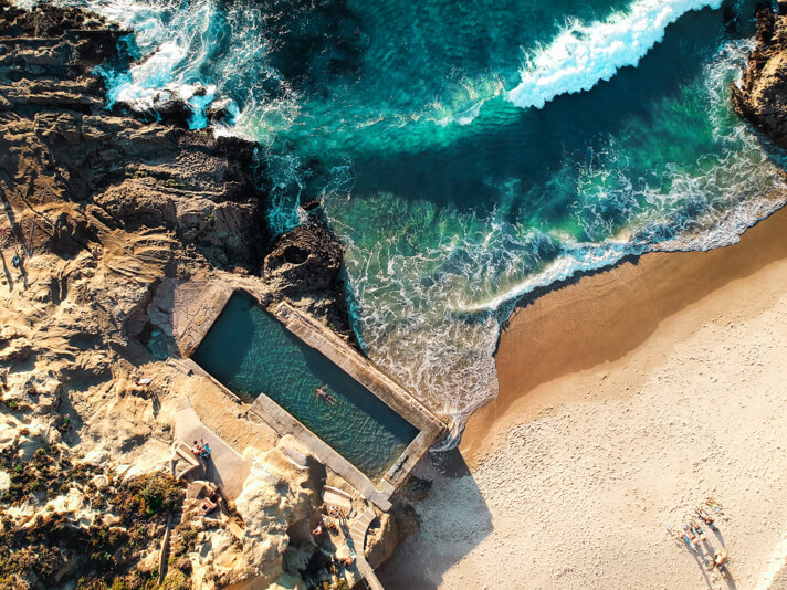 dji spark laguna beach couples coordinates how to take amazing travel photos as a couple