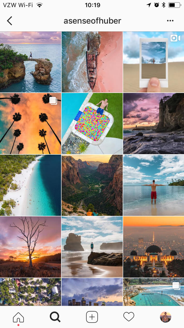 best_travel_instagram_accounts_to_follow_asenseofhuber