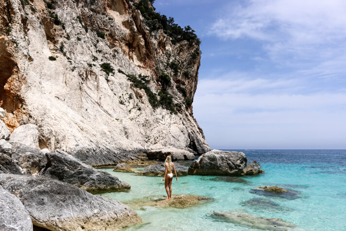 couples coordinates how to plan your first international trip alex on the beach in sardinia