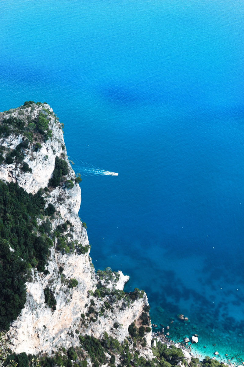 Capri, Italy - top honeymoon destination in Italy or places to visit for your Italy vacation