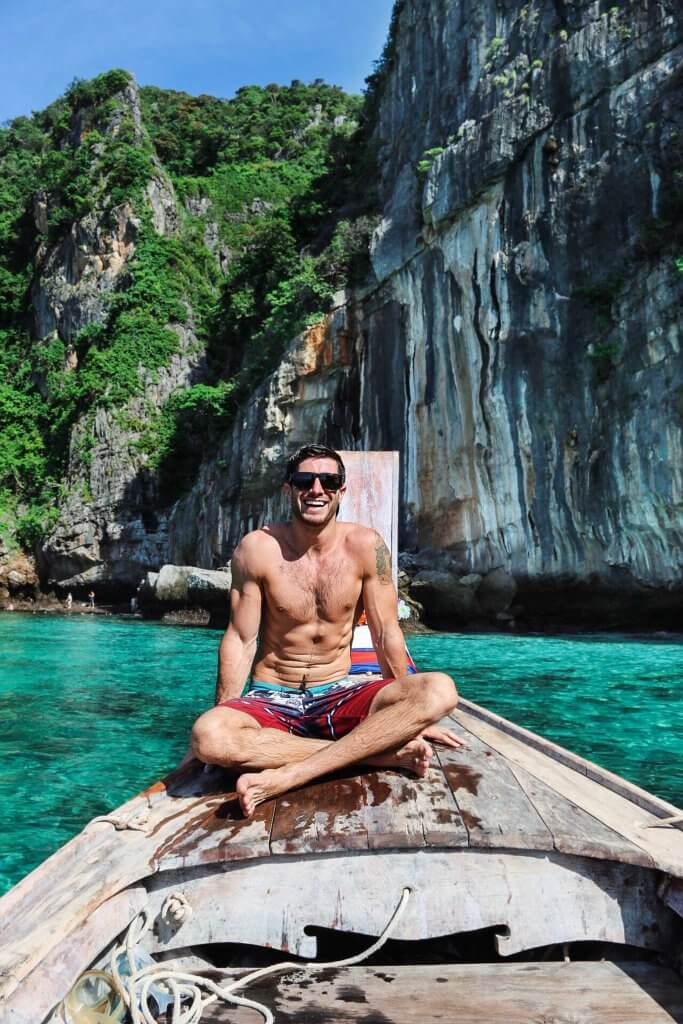 couples coordinates why you should travel solo at least once in your life koh phi phi
