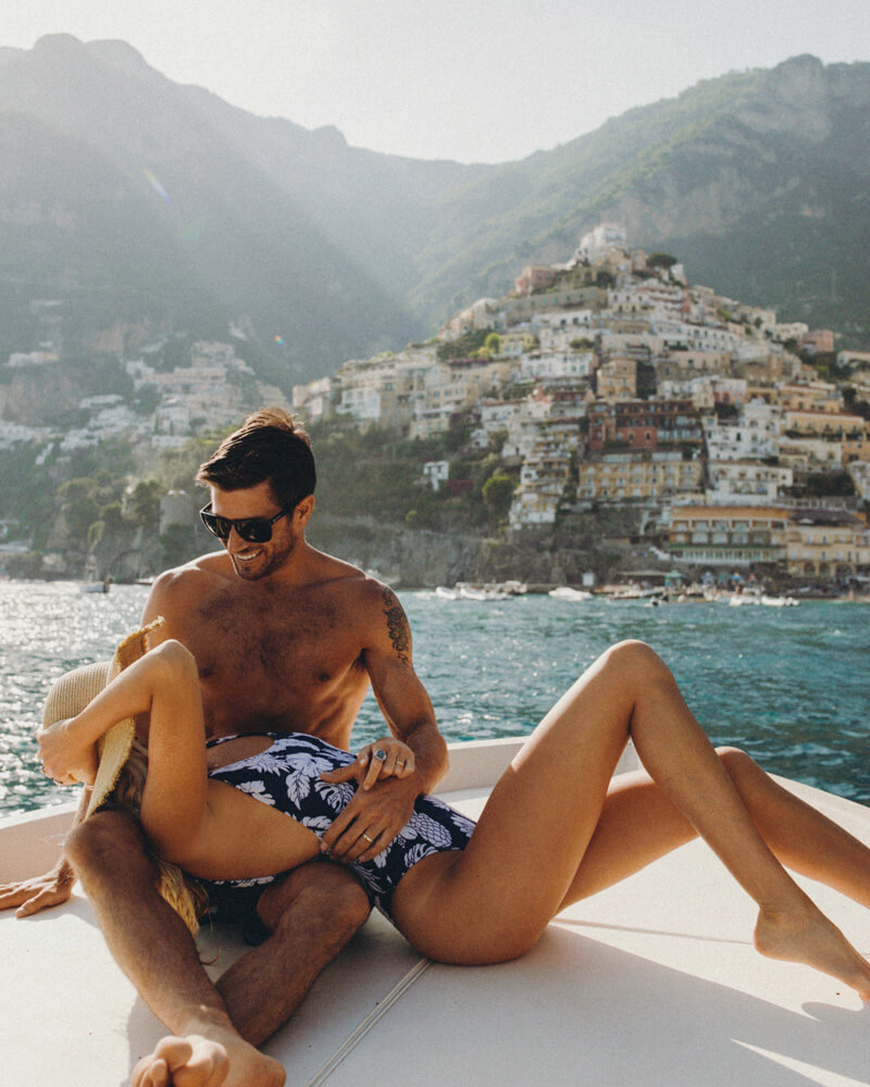 Italy honeymoon destination - Positano, a romantic honeymoon destination for your Italy vacation