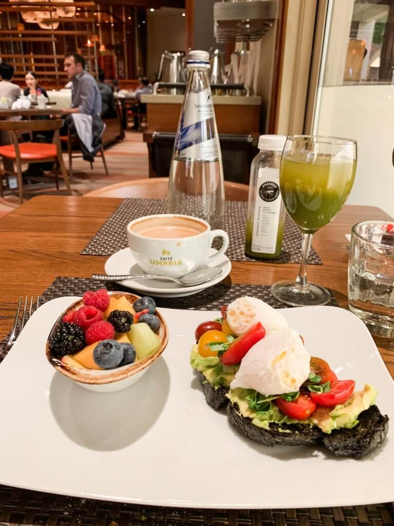 countries with the best food healthy breakfast four seasons las vegas