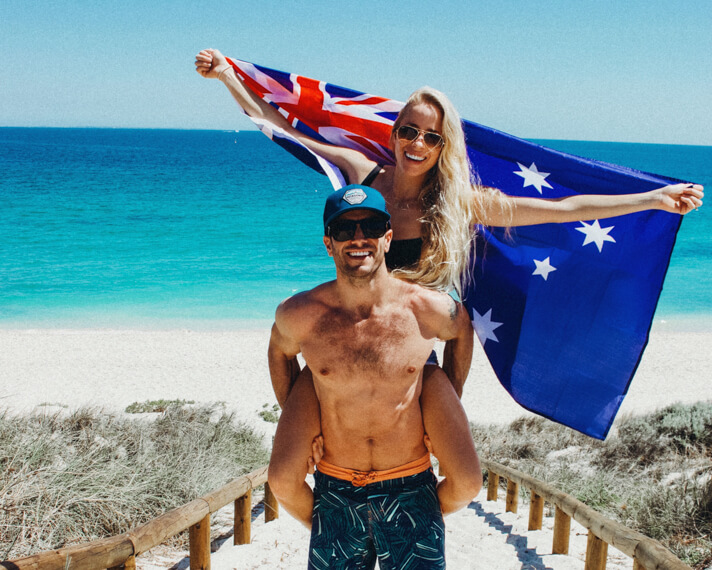coordinates is moving to perth australia cottesloe beach perth