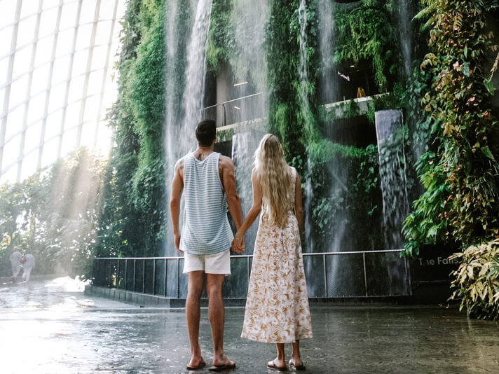 couples coordinates things to do in singapore cloud forest-2
