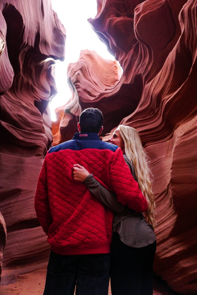 antelope canyon arizona michael and alex