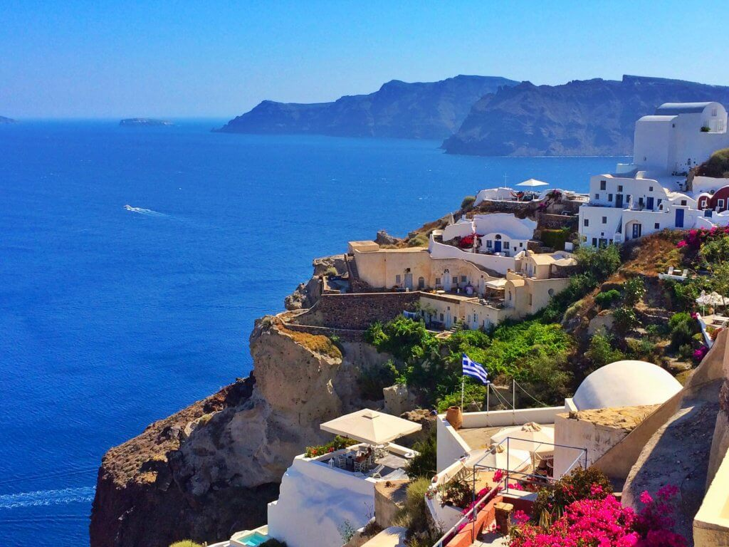 couples coordinates how to get to santorini oia
