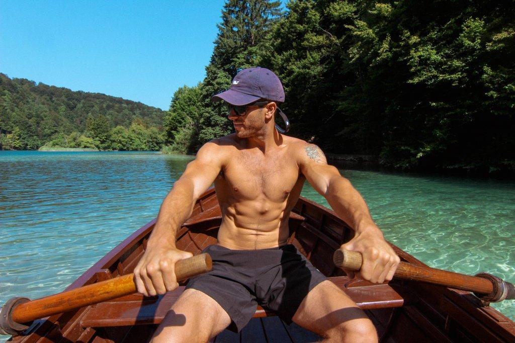 couples coordinates plitvice vs krka croatia national parks michael rowing at plitvice