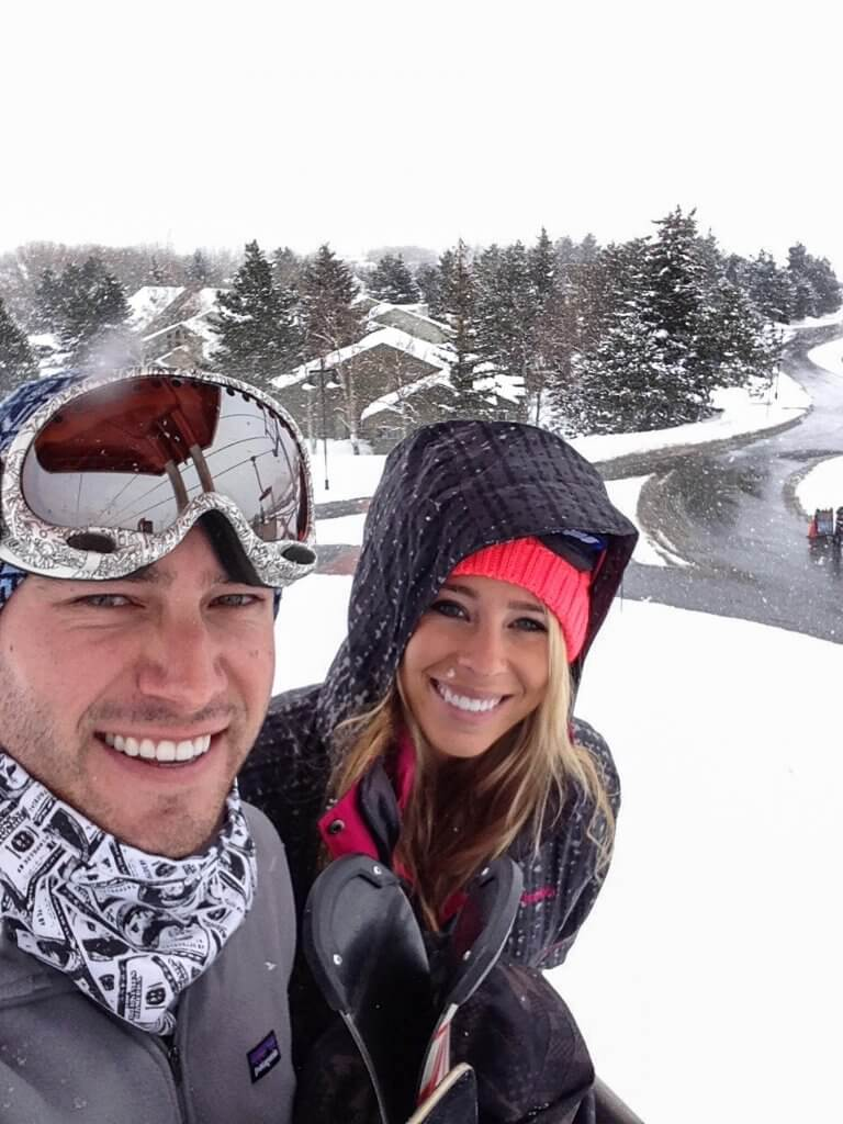 couples coordinates best christmas destinations 2019 park city utah